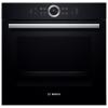 Духовой шкаф Bosch HBG634BB1, черный, купить за 50 730руб.