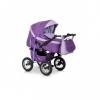 коляска Caretto Rocky I R07, сирень+фиолет