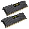 Модуль памяти Corsair (CMK16GX4M2A2400C16) 2x8Gb, 2400MHz, купить за 10 770руб.