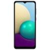 Смартфон Samsung Galaxy A02 SM-A022 2/32Gb, черный, купить за 8195руб.