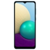 Смартфон Samsung Galaxy A02 SM-A022 2/32Gb, синий, купить за 8195руб.