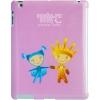 Чехол ipad Сочи2014 PAR-IP5H-PK Pink, купить за 590руб.