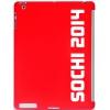 Чехол ipad Сочи2014 SPL-IP5T-RD Red, купить за 590руб.
