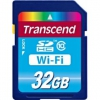 карта памяти Transcend Wi-Fi SD Card 32 Gb