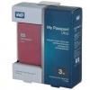 Жесткий диск Western Digital WDBNFV0030BBY-EEUE (3 Тб, 2.5'', внешний, USB3.0), бордовый, купить за 10 945руб.