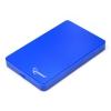 Корпус для внешнего жесткого диска Gembird EE2-U2S-40P-B, синий, купить за 250руб.