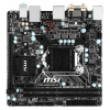 ����������� ����� MSI B150I GAMING PRO AC (mini-ITX, LGA1151, Intel B150, 2xDDR4), ������ �� 7 210 ���.