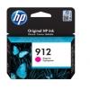 Картридж для принтера HP 912 Magenta Original Ink Cartridge пурпурный, купить за 1080руб.