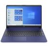 Ноутбук HP 15s-fq2017ur 2X1S4EA сине-фиолетовый, купить за 42 030руб.