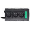 Стабилизатор напряжения APC Line-R LS1500-RS, 3 розетки, 1 м., чёрный, купить за 1 945руб.