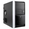 Корпус Inwin EMR007BS 500W, черно-серебристый, купить за 3 960руб.