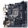 ����������� ����� Gygabyte GA-H170N-WIFI (rev. 1.0) (DDR4, MITX, Sata3, LAN-Gbt, USB3.1 DVi/DP/HDMI), ������ �� 8 190���.