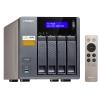 Сетевой накопитель QNAP TS-453A-4G (настольный, для 4 дисков), купить за 67 955руб.