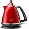 Электрочайник De Longhi KBJ2001.R Красный, купить за 2 305руб.
