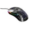 Мышь Xtrfy M4 RGB Pixart 3360, серая, купить за 5180руб.
