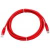 Кабель-переходник lan (патчкорд) Neomax NM13601-020R, красный, купить за 215руб.
