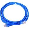 Кабель-переходник lan (патчкорд) Neomax NM13601-020B, синий, купить за 215руб.