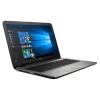 """Ноутбук HP 15-ay500ur Pen N3710/4Gb/500Gb/DVDRW/R5 2Gb/15.6""""/FHD/W10/silver/WiFi/BT/Cam, купить за 24 820руб."""