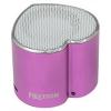 Портативная акустика Flextron F-CPAS-328B1-PR, фиолетовая, купить за 760руб.
