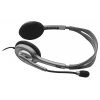 Logitech Stereo Headset H111, купить за 1 375руб.