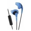 Гарнитура проводная для телефона JVC HA-ENR15, сине-черная, купить за 1 015руб.