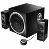 Компьютерная акустика Edifier S330D, черная, купить за 9 560руб.