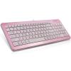 Delux DLK-1500 USB, розово-белая, купить за 950руб.
