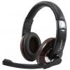 Gembird MHS-780B, черная, купить за 745руб.