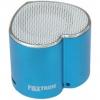 Портативная акустика Flextron F-CPAS-328B1-BL, синяя, купить за 760руб.