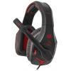 Гарнитура для пк Redragon Excidium, черно-красная, купить за 1 015руб.