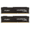 Kingston HX316C10FBK2/8 (DDR3, 2x 4 Gb, 1600 МГц, CL10-10-10, DIMM), купить за 5 655 руб.