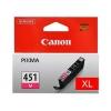 Canon CLI-451XLM 6474B001 Magenta, купить за 1 385руб.