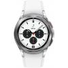 Умные часы Samsung Galaxy Watch 4 (SM-R880NZSACIS) серебристые, купить за 22 705руб.