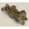 Игрушка мягкая Hansa, Медведица с медвежонком, 33 см, купить за 1 975руб.