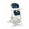 Стульчик для кормления Cam Istante Синий с белым, купить за 12 900руб.