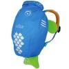 """Рюкзак детский Trunki """"PaddlePak"""" Детский рюкзак из водонепроницаемой ткани для бассейна и пляжа, 0082 / Голубой, купить за 2 190руб."""