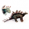 Игрушка мягкая Стегозавр Hansa 42 см, купить за 2 010руб.