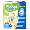 Huggies (трусики) для мальчиков от 9 до 14 кг, 17 шт, купить за 340руб.