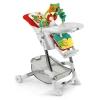 стульчик для кормления Cam Istante Кораловый с Божьей коровкой