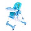 Стульчик для кормления Liko Baby LB НС21, Синий Жираф, купить за 6 270руб.