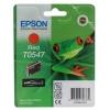 Картридж Epson T0547 красный, купить за 1 645руб.