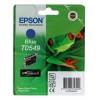 Картридж Epson T0549 голубой, купить за 1 645руб.
