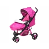 Коляска Liko Baby BT-1218, розовая, купить за 7 250руб.