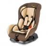 Автокресло Liko Baby LB 303 C, бежево-коричневое, купить за 3 710руб.