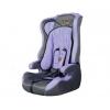 автокресло Liko Baby LB 513 B, фиолетово-серое