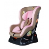 автокресло Liko Baby LB 717, коричнево-розовое