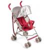 Коляска Happy Baby Twiggy, красная, купить за 3 525руб.