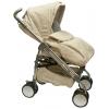 Коляска BabyLux Carita 205S (8 колес) бежевая, купить за 7 050руб.