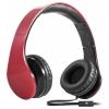 Гарнитура для телефона Defender HN-047, красная, купить за 830руб.