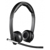 Гарнитура для пк Logitech Wireless Headset Dual H820e Black, купить за 11 430 руб.